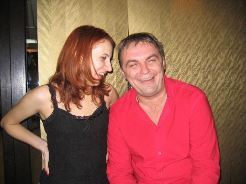 Валя Зазимко и Геннадий Ванюшин