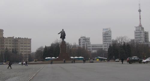 Центр Харькова